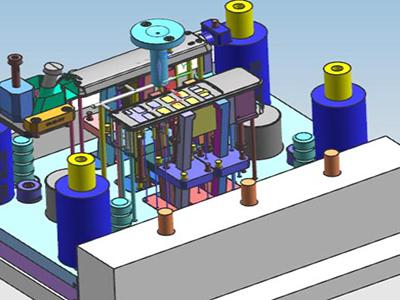 模具3D工程师