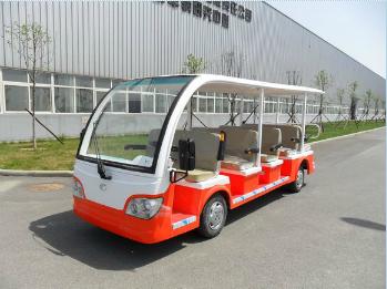 蓄电池观光车培训